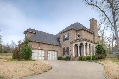 Jasper County Single Family Home For Sale: 2820 Sparkling Waters Court