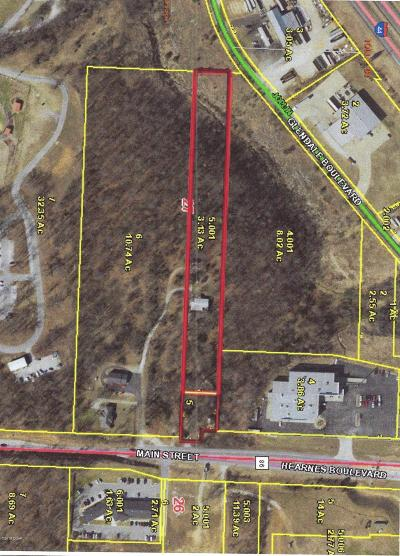Newton County Residential Lots & Land For Sale: 5204 S Main Street
