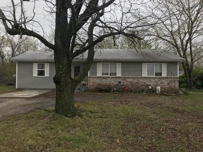 Jasper County Single Family Home For Sale: 1511 S Monroe Avenue