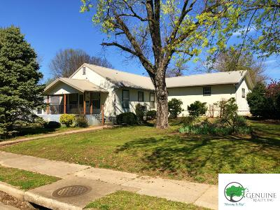 Jasper County Single Family Home For Sale: 1926 S Main Street