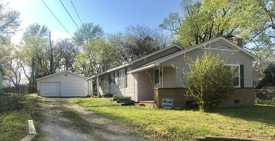 Newton County Single Family Home For Sale: 4408 S Wall Street