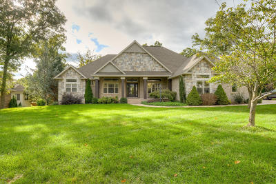 Newton County Single Family Home For Sale: 2012 Highlander Drive
