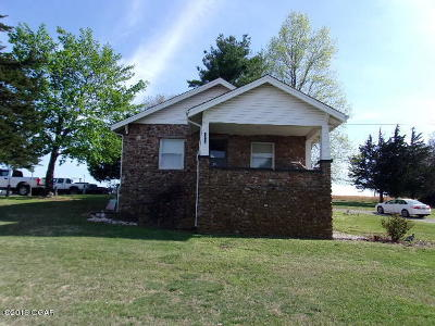 Newton County Single Family Home For Sale: 1477 W Daugherty Road