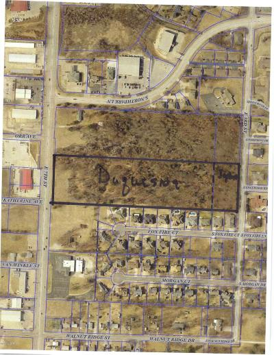 Residential Lots & Land For Sale: 3601 E 7th Street