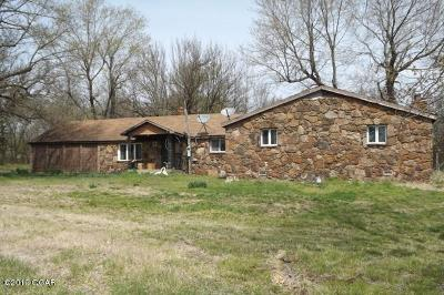 Newton County Single Family Home For Sale: 815 Hebron Road