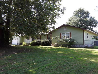 Newton County Single Family Home For Sale: 127 Fishbone Road