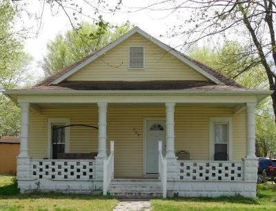 Jasper County Single Family Home For Sale: 209 W High Street