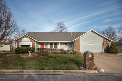 Jasper County Rental For Rent: 2917 S Brownell Avenue