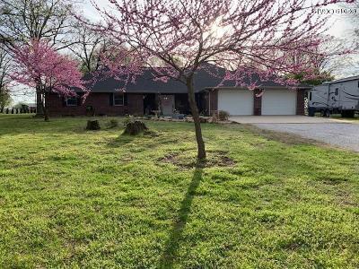 Neosho MO Single Family Home For Sale: $299,900