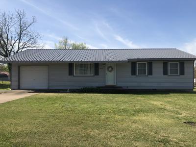 Jasper County Single Family Home For Sale: 123 Sharon Dr