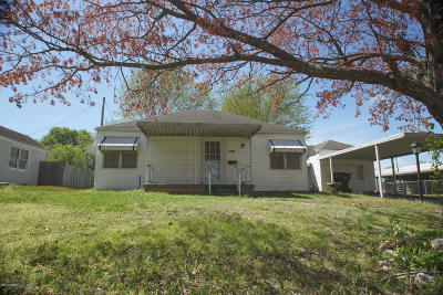 Newton County Single Family Home For Sale: 912 Kentland