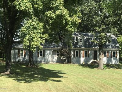 Jasper County Single Family Home For Sale: 2329 W Whitten Road