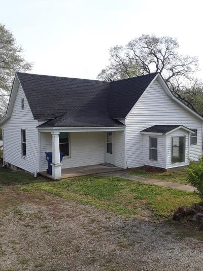 Newton County Single Family Home For Sale: 245 E McKinley