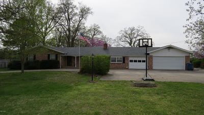 Newton County Single Family Home For Sale: 4020 S Duquesne Road