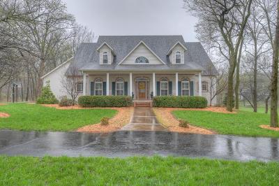 Jasper County Single Family Home For Sale: 402 Lost Trail