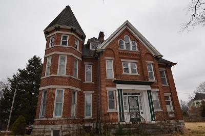 Jasper County Single Family Home For Sale: 1422 Grand Avenue