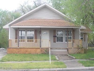 Jasper County Single Family Home For Sale: 605 Gray Avenue