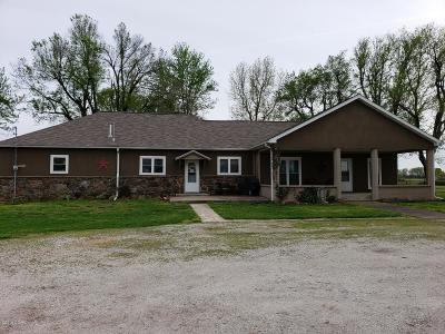 Jasper County Farm & Ranch For Sale: 6842 Co Rd 100