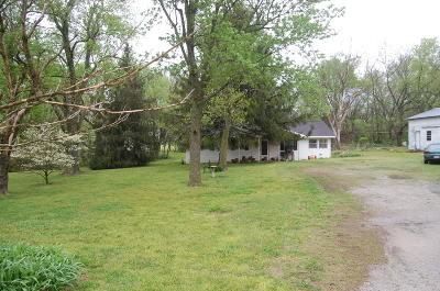 Newton County Single Family Home For Sale: 135 Rose Lane