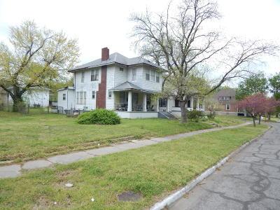 Jasper County Multi Family Home For Sale: 228 N Sergeant