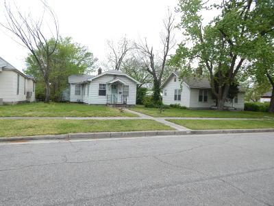Jasper County Single Family Home For Sale: 304 S Patterson Avenue