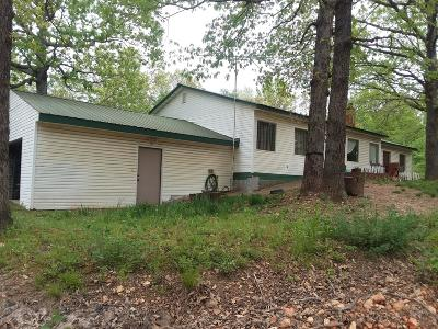 McDonald County Single Family Home For Sale: 2633 Bunch Road