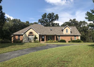 Newton County Single Family Home For Sale: 9838 Delmar Lane