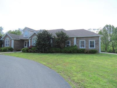 Jasper County Single Family Home Active With Contingencies: 2355 S County Lane 124
