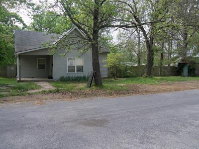 Jasper County Single Family Home For Sale: 306 Walnut Street