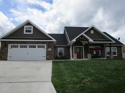 Jasper County Single Family Home For Sale: 4312 Blue Heron