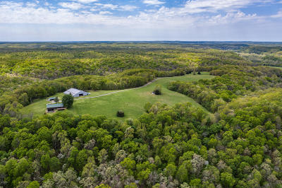 Farm & Ranch For Sale: 672 Hilburn Lane