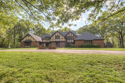 Newton County Single Family Home For Sale: 74 Horseshoe Drive