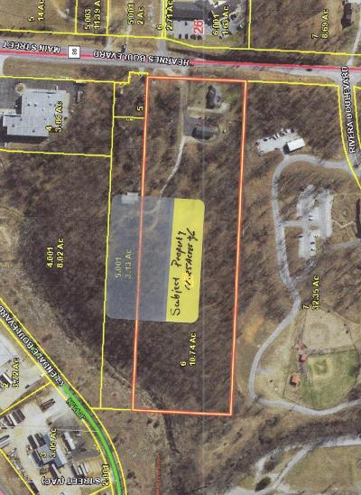 Residential Lots & Land For Sale: 5230 S Main Street