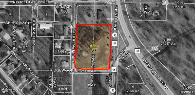 Barry County, Barton County, Dade County, Greene County, Jasper County, Lawrence County, McDonald County, Newton County, Stone County Residential Lots & Land For Sale: 5728 S Main Street