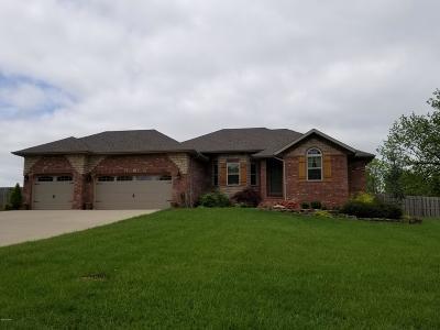 Barry County, Barton County, Dade County, Greene County, Jasper County, Lawrence County, McDonald County, Newton County, Stone County Single Family Home For Sale: 3 Apple Blossom Lane