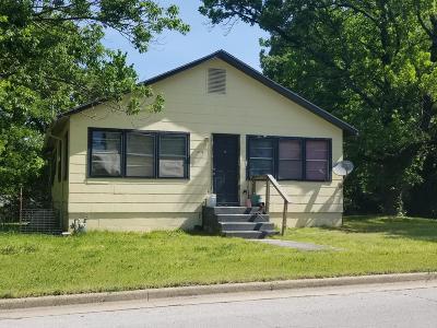 Jasper County Single Family Home For Sale: 2315 Utica Street