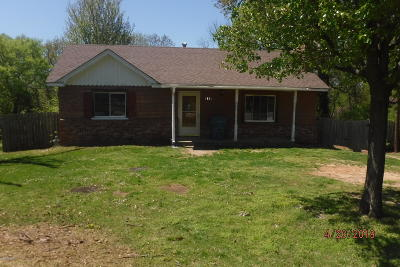 Barry County, Barton County, Dade County, Greene County, Jasper County, Lawrence County, McDonald County, Newton County, Stone County Single Family Home For Sale: 4310 Pennsylvania Avenue