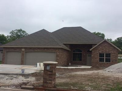 Jasper County Single Family Home Active With Contingencies: 2703 Katie Lane