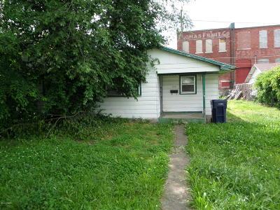 Barry County, Barton County, Dade County, Greene County, Jasper County, Lawrence County, McDonald County, Newton County, Stone County Single Family Home For Sale: 104 S Tom