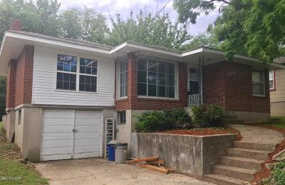Neosho MO Single Family Home For Sale: $84,900