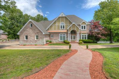 Joplin MO Single Family Home For Sale: $490,000