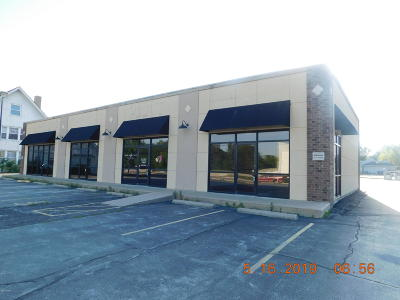 Barry County, Barton County, Dade County, Greene County, Jasper County, Lawrence County, McDonald County, Newton County, Stone County Commercial For Sale: 111 N Madison Street