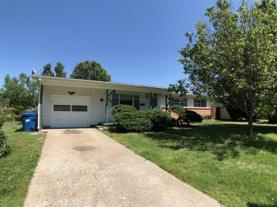 Barry County, Barton County, Dade County, Greene County, Jasper County, Lawrence County, McDonald County, Newton County, Stone County Single Family Home For Sale: 3025 S Minnesota Avenue