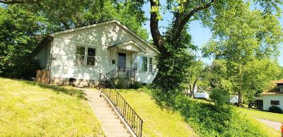 Barry County, Barton County, Dade County, Greene County, Jasper County, Lawrence County, McDonald County, Newton County, Stone County Single Family Home For Sale: 640 N Wall Avenue