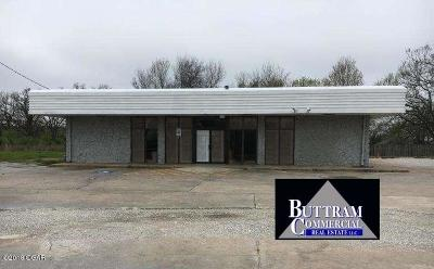 Barry County, Barton County, Dade County, Greene County, Jasper County, Lawrence County, McDonald County, Newton County, Stone County Commercial For Sale: 5303 S Rangeline Road