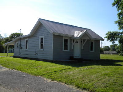 Carthage MO Single Family Home For Sale: $74,500