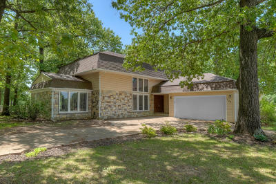 Jasper County Single Family Home Active With Contingencies: 222 Fairway Drive