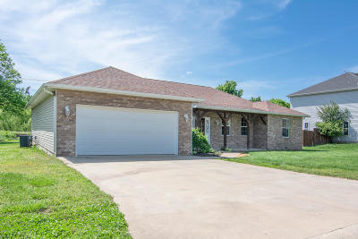 Jasper County Single Family Home For Sale: 105 Weatherstone Drive