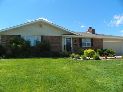 Jasper County Single Family Home For Sale: 2420 S Illinois Avenue