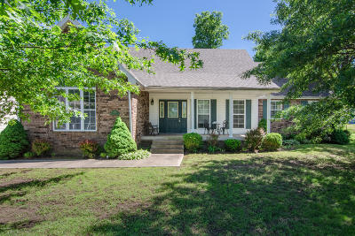 Jasper County Single Family Home Active With Contingencies: 1814 White Oak Drive
